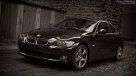 Photo of BMW 3 Series Cabrio (325i, black)