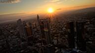 Photo: Frankfurt am Main Skyline at Sundown (HDR)
