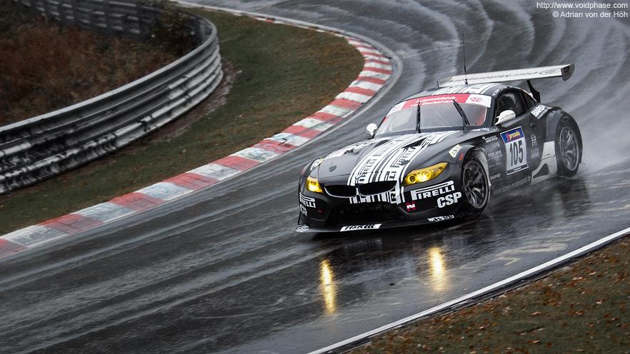 VLN 9/2010, Nuerburgring/Bruennchen: BMW Z4 [105]